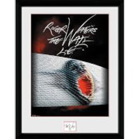 Pink Floyd The Wall Tour Poster - 16 x 12 Inches Framed Photograph - Pink Floyd Gifts