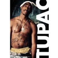 Tupac Rain Bravado - 61 x 91.5cm Maxi Poster - Tupac Gifts