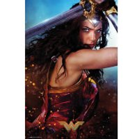 Wonder Woman Defend - 61 x 91.5cm Maxi Poster - Wonder Woman Gifts