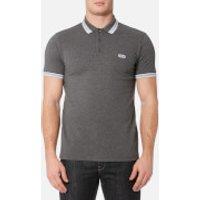 BOSS Green Men's Paddy Polo Shirt - Charcoal - XXL - Grey