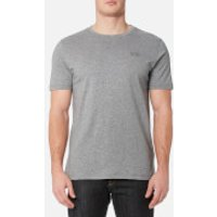 HUGO Mens Dero T-Shirt - Grey - M - Grey