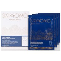 Skimono Beauty Face Mask for Anti-Ageing 4 x 25ml