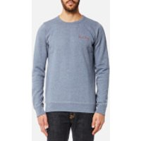 Maison Labiche Mens Bad Boy Sweatshirt - Orage - L - Blue