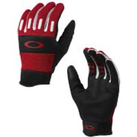 Oakley Men's Factory 2.0 Cycling Gloves - Red - XL - Red