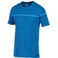 Oakley Mens Tinge Knit T-Shirt - Blue - M - Blue