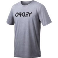 Oakley Mens 50 Mark II T-Shirt - Grey - L - Grey