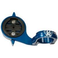 K-Edge Garmin TT Mount - 22.2mm - Blue