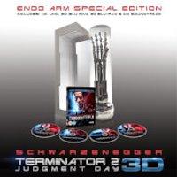 Terminator 2: Endoarm (4K + Blu-ray 3D + Blu-ray + CD) (UK Edition)