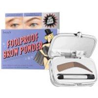 benefit FoolProof Brow Powder Duo 2g (Various Shades) - 01 Light