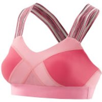 Skins Womens DNAmic Speed Crop Top - Pink - S - Pink