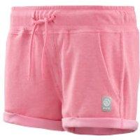Skins Women's Activewear Output 2  Shorts - Pink - M - Pink