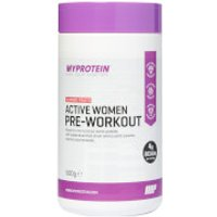 Active Women Pre-Workout™ - 500g - Tub - Cranberry and Pomegranate