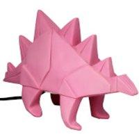 Dinosaur Table Light - Pink