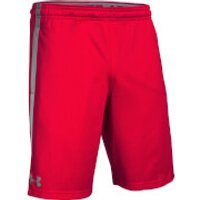 Under Armour Mens Tech Mesh Shorts - Red - S - Red