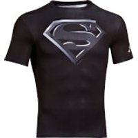 Under Armour Mens Transform Yourself Compression Top - Black - XL - Black
