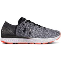 Under Armour Mens Charged Bandit 3 Running Shoes - Black/White - US 11.5/UK 10.5 - Black/White