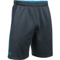 Under Armour Mens Tech Mesh Shorts - Grey/Blue - L - Grey/Blue