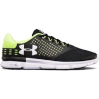 Under Armour Mens Speed Swift 2 Running Shoes - Black/Yellow - US 11.5/UK 10.5 - Black/Yellow