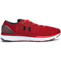 Under Armour Mens Charged Bandit 3 Running Shoes - Red/Orange - US 12/UK 11 - red/orange