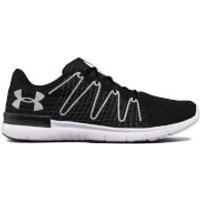 Under Armour Mens Thrill 3 Running Shoes - Black - US 12/UK 11 - Black