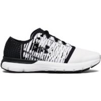Under Armour Mens Speedform Gemini 3 Running Shoes - Grey/White - US 11.5/UK 10.5 - White/Black