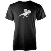 Tea Rex Black T-Shirt - S - Black