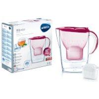 BRITA Maxtra+ Marella Cool Water Filter Jug (Limited Edition) - Berry