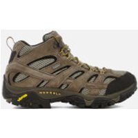 Merrell Mens Moab 2 Mid GORE-TEX Hiking Shoes - Peacan - UK 11 - Brown