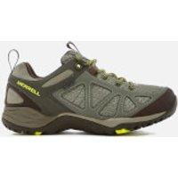 Merrell Women's Siren Sport Q2 Goretex Hiking Shoes - Dusty Olive - UK 5 - Green