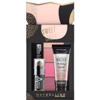 Maybelline Sweet Cheeks Make Up Gift Set