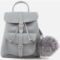 Grafea Womens Michelle Small Backpack - Grey