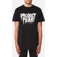 Matthew Miller Men's Discord Project Fear T-Shirt - Black - L - Black
