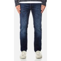 Edwin Mens ED-80 Slim Tapered Jeans - Contrast Clean Wash - W30/L32 - Blue