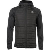 Jack & Jones Mens Core Lightweight Quilted Jacket - Black - XL - Black