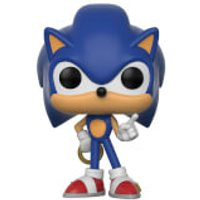 Sonic the Hedgehog Sonic with Ring Pop! Vinyl Figure - Sonic Gifts