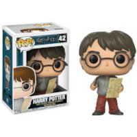 Harry Potter Harry with Marauders Map Pop! Vinyl Figure - Harry Potter Gifts