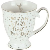 Disney Tinkerbell: All it Takes is Faith, Trust and Pixie Dust Mug - Tinkerbell Gifts