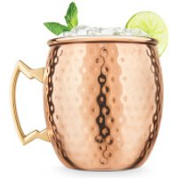 Final Touch Copper Mug - Hammered