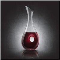 Final Touch Lacuna Wine Decanter