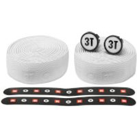 3T Corius Team Bar Tape - White