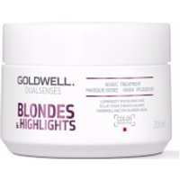 Goldwell Dualsenses Blonde and Highlights 60 Second Treatment 200ml