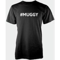 Hashtag Muggy Men's Black T-Shirt - M - Black