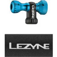Lezyne Control Drive CO2 Inflator - Blue