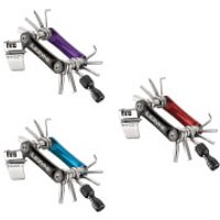 Lezyne RAP 15 CO2 Multitool - Red