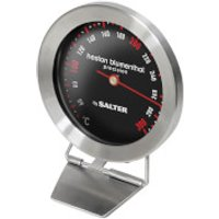 Heston Blumenthal by Salter Oven Thermometer - Black/Stainless Steel
