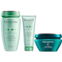 Kerastase Volumifique Shampoo, Conditioner and Hair Mask