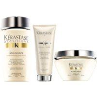 Krastase Densifique Shampoo, Conditioner and Hair Mask