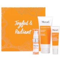 Murad Joyful and Radiant Set (Worth 125)
