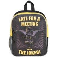 Lego Batman Backpack - Black - Batman Gifts