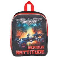 Lego Batman Backpack - Red - Batman Gifts